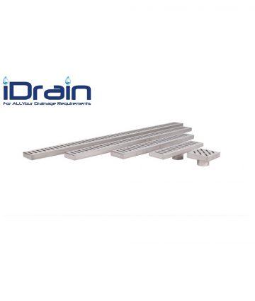 کفشور خطی تمام استیل مدل I-DRAIN-STEEL
